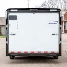 101 Series Gooseneck Car Carrier back