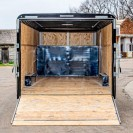 101 Series Gooseneck Car Carrier inside