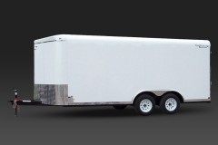 101 Series V-Nose Tandem Axle Cargo Trailer