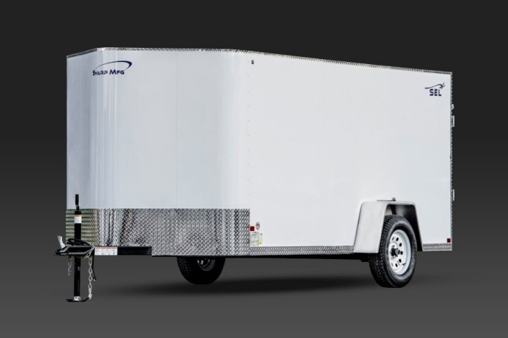 SEL Single Axle Cargo Trailer
