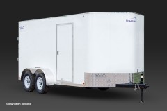 SEL Tandem Axle Cargo Trailer